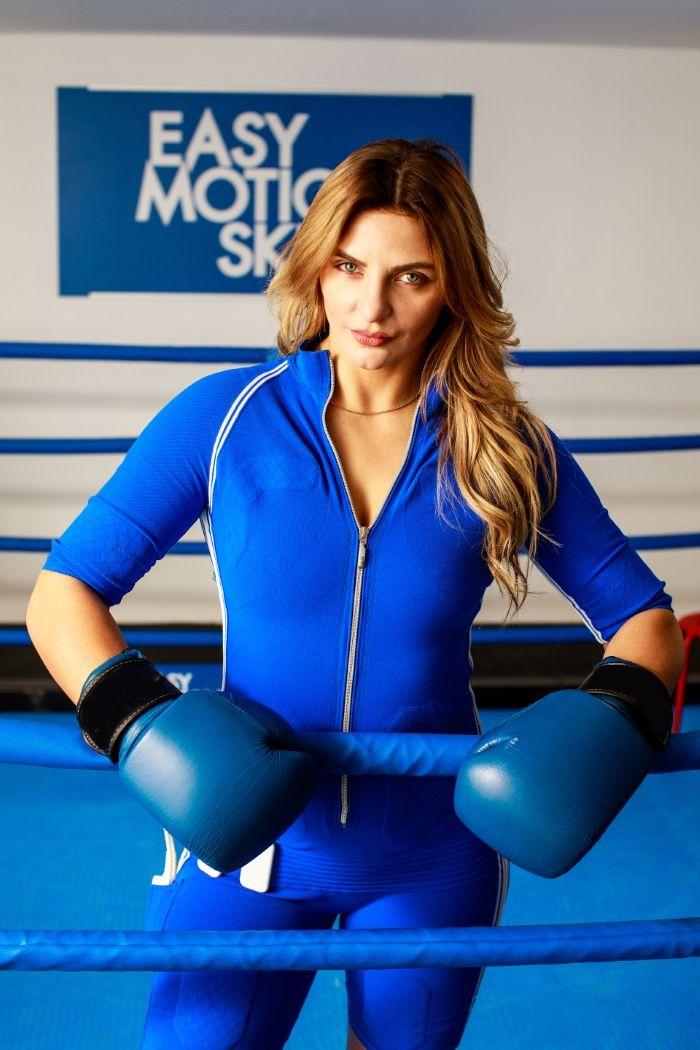 Christina Hammer Training Seefeld 2018